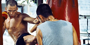 Chock Dee - top film sport de combat