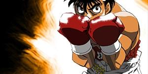 Hajime no Ippo - top film sport de combat