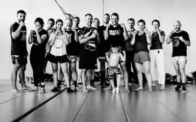 Interview de Philippe Fabre, coach de boxe thaï au club Nat-Tam à Montpellier