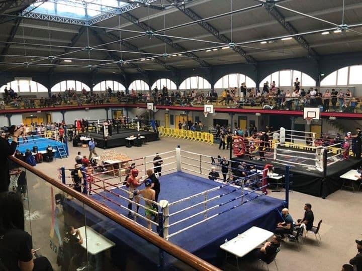 Championnats de France de boxe thaïlandaise amateur à Paris – 2018